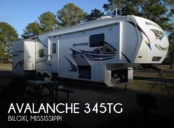 Used 2012  Keystone Avalanche 345TG by Keystone from POP RVs in Sarasota, FL