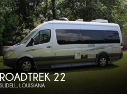 Used 2008  Roadtrek Roadtrek 22 by Roadtrek from POP RVs in Sarasota, FL