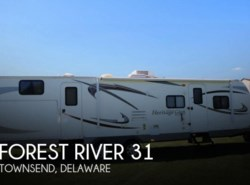 Used 2012  Forest River  Heritage Glen 31 by Forest River from POP RVs in Sarasota, FL