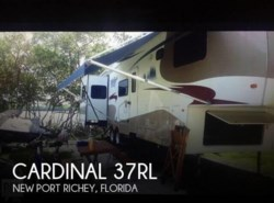 Used 2006  Forest River Cardinal 37rl by Forest River from POP RVs in Sarasota, FL