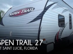Used 2014  Dutchmen Aspen Trail 27 by Dutchmen from POP RVs in Sarasota, FL