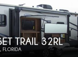 Used 2015  CrossRoads Sunset Trail 32RL by CrossRoads from POP RVs in Sarasota, FL