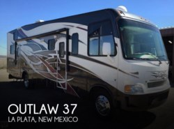 Used 2010  Thor Motor Coach Outlaw 37 by Thor Motor Coach from POP RVs in Sarasota, FL