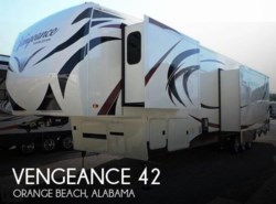 Used 2016  Forest River Vengeance 42 by Forest River from POP RVs in Sarasota, FL