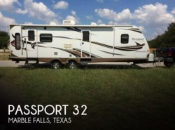 Used 2013 Keystone Passport 32 available in Sarasota, Florida