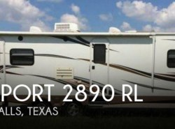 Used 2013  Keystone Passport 2890 RL by Keystone from POP RVs in Sarasota, FL