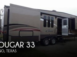 Used 2015  Keystone Cougar 337 FLS