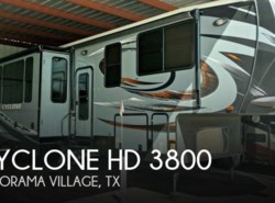 Used 2015 Heartland RV Cyclone HD 3800 available in Sarasota, Florida