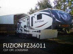Used 2011  Keystone Fuzion FZ36011 by Keystone from POP RVs in Sarasota, FL