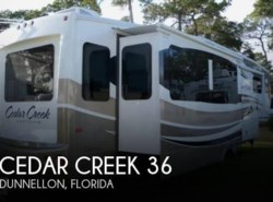 Used 2012  Forest River Cedar Creek 36 by Forest River from POP RVs in Sarasota, FL