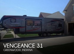Used 2015  Forest River Vengeance 31