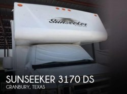 Used 2010  Forest River Sunseeker 3170 DS by Forest River from POP RVs in Sarasota, FL