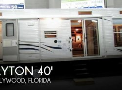 Used 2012  Skyline Layton 452 Triple Slide