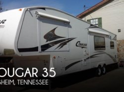 Used 2009  Keystone Cougar 35 by Keystone from POP RVs in Sarasota, FL