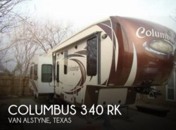 Used 2014  Forest River  Columbus 340 RK by Forest River from POP RVs in Sarasota, FL