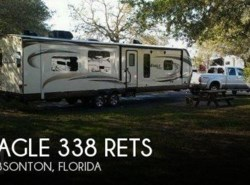 Used 2014  Jayco Eagle 338 RETS by Jayco from POP RVs in Sarasota, FL