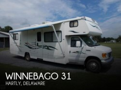 Used 2007  Winnebago  Winnebago 31 by Winnebago from POP RVs in Sarasota, FL