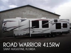 Used 2013  Heartland RV Road Warrior 415RW by Heartland RV from POP RVs in Sarasota, FL