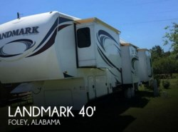 Used 2012  Heartland RV Landmark San Antoni 40