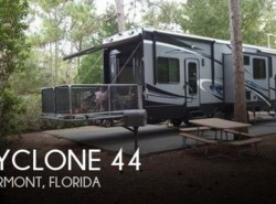 Used 2016  Heartland RV Cyclone 44 by Heartland RV from POP RVs in Sarasota, FL