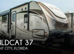 Used 2017  Forest River Wildcat 37 by Forest River from POP RVs in Sarasota, FL
