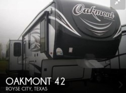 Used 2015  Heartland RV Oakmont 42 by Heartland RV from POP RVs in Sarasota, FL