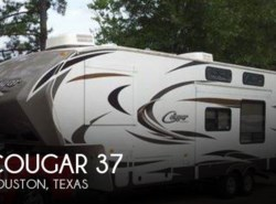 Used 2013  Keystone Cougar 37