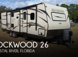 Used 2015  Forest River Rockwood 26 by Forest River from POP RVs in Sarasota, FL