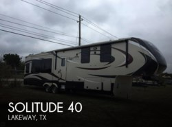Used 2016  Grand Design Solitude 40 by Grand Design from POP RVs in Sarasota, FL