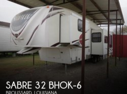 Used 2012  Palomino Sabre 32 BHOK-6 by Palomino from POP RVs in Sarasota, FL
