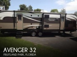 Used 2016  Forest River  Avenger 32 by Forest River from POP RVs in Sarasota, FL