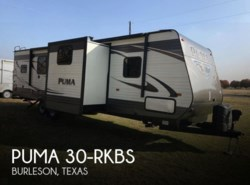 Used 2016  Palomino Puma 30-RKBS by Palomino from POP RVs in Sarasota, FL