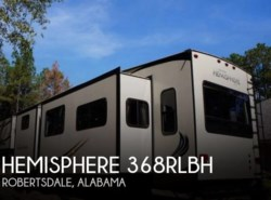 Used 2015  Forest River  Hemisphere 368RLBH by Forest River from POP RVs in Sarasota, FL