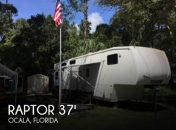 Used 2008  Keystone Raptor 37 Toy Hauler
