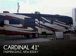 Used 2012  Forest River Cardinal 41 M-3450RL by Forest River from POP RVs in Sarasota, FL