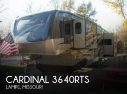 Used 2010  Forest River Cardinal 3640RTS