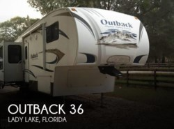 Used 2010  Keystone Outback 36