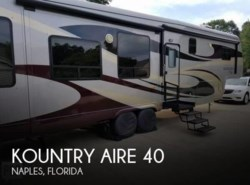 Used 2008  Newmar Kountry Aire 40 by Newmar from POP RVs in Sarasota, FL