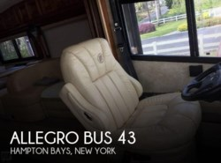 Used 2010  Tiffin Allegro Bus 43 by Tiffin from POP RVs in Sarasota, FL