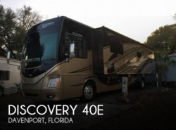 Used 2015  Fleetwood Discovery 40E by Fleetwood from POP RVs in Sarasota, FL