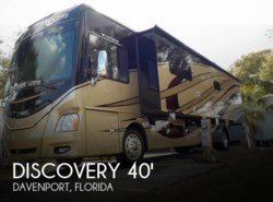 Used 2015  Fleetwood Discovery Fleetwood 40E by Fleetwood from POP RVs in Sarasota, FL