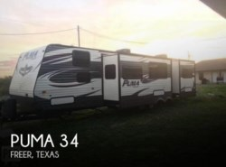 Used 2015  Palomino Puma 34 by Palomino from POP RVs in Sarasota, FL