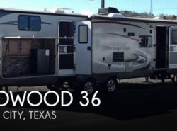 Used 2014  Forest River Wildwood 36 by Forest River from POP RVs in Sarasota, FL