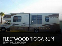 Used 2008  Fleetwood  Fleetwood Tioga 31M by Fleetwood from POP RVs in Sarasota, FL
