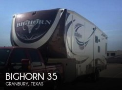 Used 2015  Heartland RV Bighorn 35
