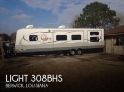 Used 2014  Open Range Light 308BHS by Open Range from POP RVs in Sarasota, FL