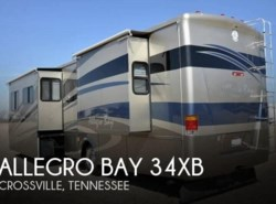 Used 2006 Tiffin Allegro Bay 34XB available in Sarasota, Florida