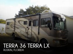 Used 2007  Fleetwood Terra 36 Terra LX by Fleetwood from POP RVs in Sarasota, FL