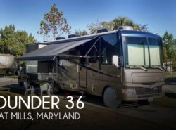 Used 2008  Fleetwood Bounder 36 by Fleetwood from POP RVs in Sarasota, FL
