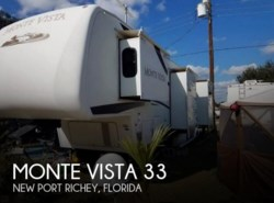 Used 2008  Forest River  Monte Vista 33 by Forest River from POP RVs in Sarasota, FL